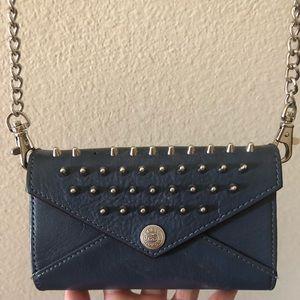 Rebecca Minkoff crossbody mini wallet